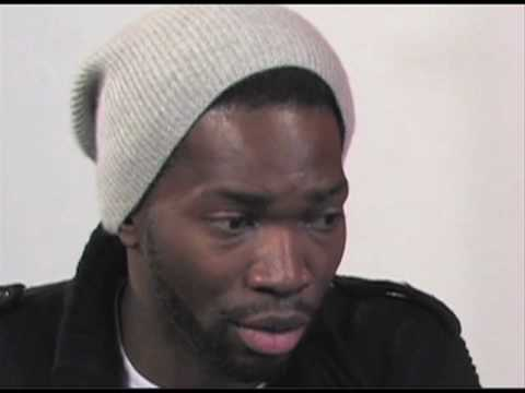 Tarell Alvin McCraney speaks about The Brother/Sister Plays