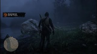 How To Get Into Fort Wallace On Red Dead Redemption 2 / RDR2