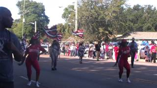 Raines High - Juvenile 2013-2014 : Raines & Ribault Parade