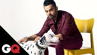 Virat Kohli: India's Next Cricket God [March 2016]   Exclusive Interview & Photoshoot   GQ India