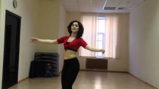 Восточные танцы. Танец живота для детей и взрослых