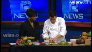 Making Meals With Marcus Restaurants: Skirt Steak Lettuce Wraps