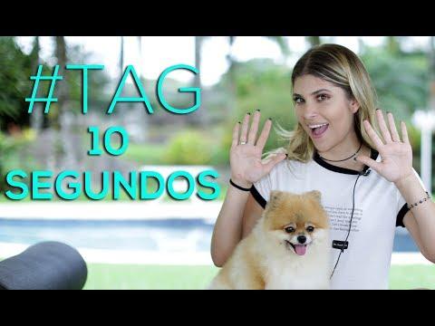 #TAG 10 Segundos | Por Mafe Nóbrega