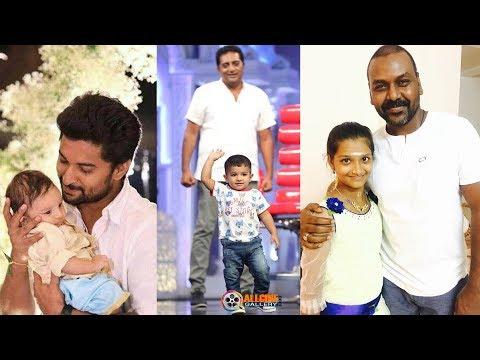 South Indian Actors With Their Children | Tamil Telugu Malayalam Kannada