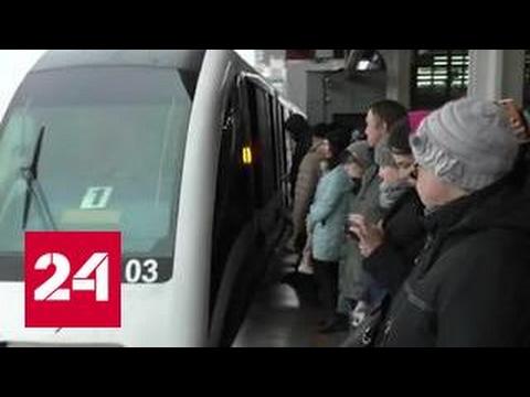 Монорельс в экскурсионном режиме не радует москвичей