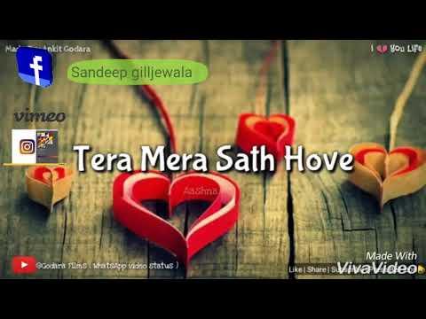 https://m.youtube.com/watch?v=-O1cX8G-3r0 🎥 Teri Marzi Virasat Sandhu  Punjabi song whatsapp Status