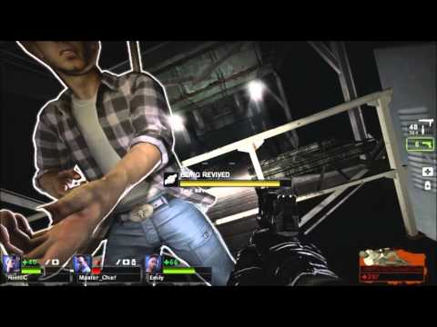 Left 4 Dead 2: Military Industrial Complex II - Part 1 of 3 - HD