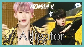 [HOT] MONSTA X - Alligator, 몬스타엑스 - Alligator  Show Music core 20190309
