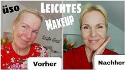 Schnelles Makeup in 5 Minuten |Tutorial für die reife Haut | Mature skin, ü50