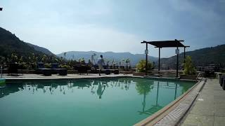Hotel Fortune Lavasa | Poolside | Heaven on the earth | Amazing Mountains | Serene | Relax moments