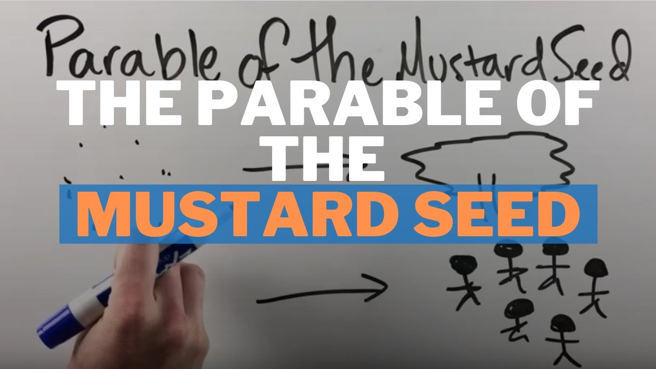 The Parable of the Mustard Seed Meaning