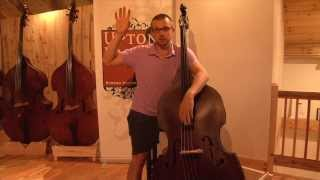 Upton Bass: The Ub Standard Laminated Double Bass