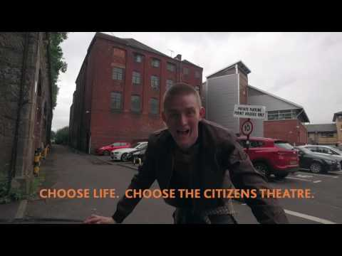 Trainspotting arrives at the Citizens Theatre this Autumn - citz.co.uk