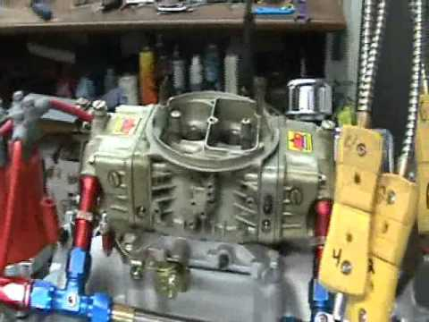 Sb chevy 400 crate engine 525 horsepower youtube malvernweather Image collections