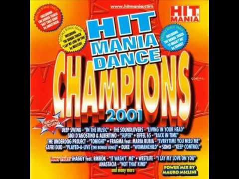 Hit Mania Dance Champions 2001