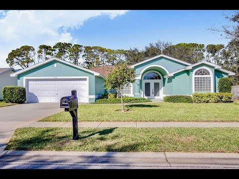696 Sheridan Woods | Video Tour | West Melbourne, FL | Home For Sale