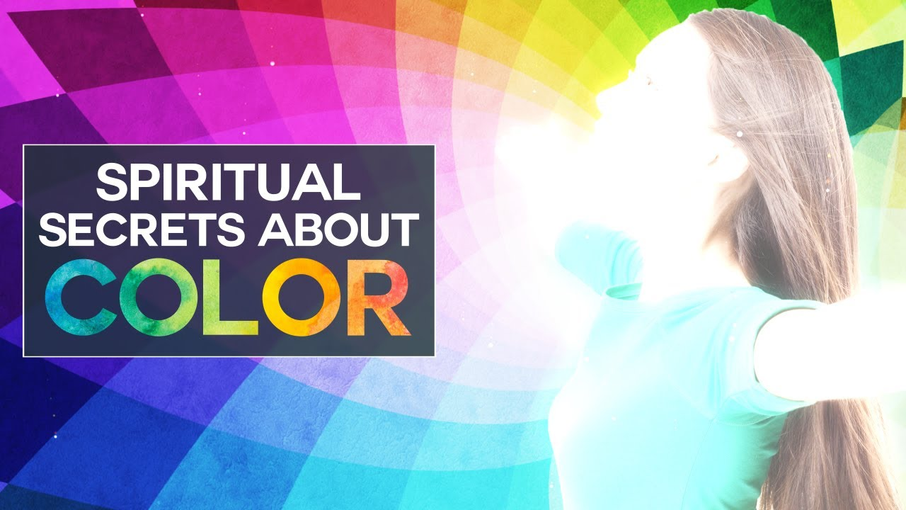 Spiritual Secrets About Color - Swedenborg and Life