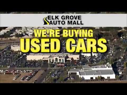 Elk Grove Auto Mall >> The Elk Grove Auto Mall Will Buy Your Car Youtube