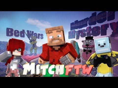 Who is MitchFTW? Super, Awesome Minecraft Fnaf server Livestream.