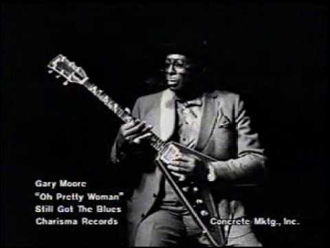 Gary Moore and Albert King - Oh Pretty Woman