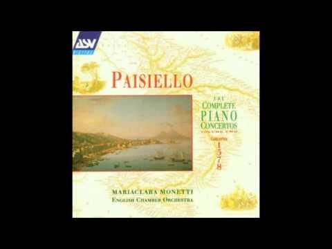 Giovanni Paisiello, Piano Concerti, Vol  2