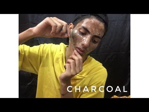 CHARCOAL   Scrub   Peel of mask   Incredible Innu