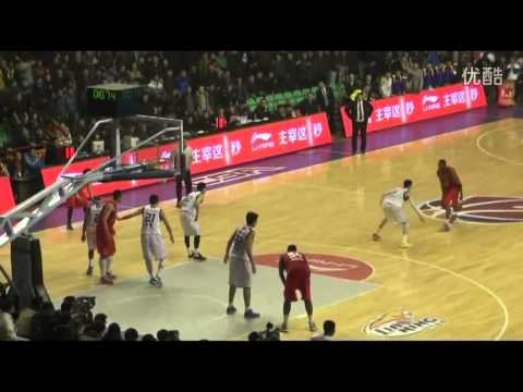 Tracy McGrady hits game-winner, lifts Qingdao to third straight win [CBA]