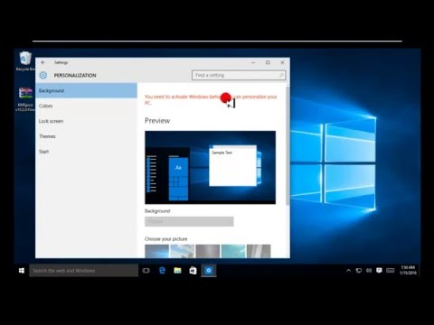 Activate Windows 10 ALL VERSIONS using KMSpico 10.2.0