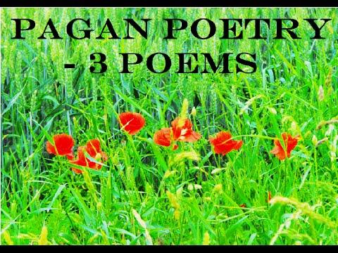 ASMR - Pagan Poetry