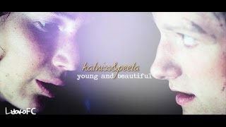katniss + peeta | young and beautiful