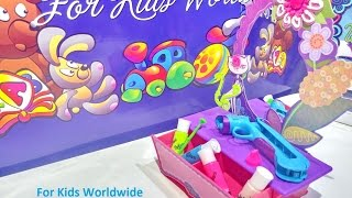 Play Doh Dohvinci Style & Store Vanity Design Kit Videos ❤ From Hasbro Toys ❤