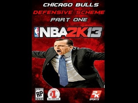 How To Play ICE Defense In NBA 2K [Bulls