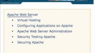 Introduction to Apache Web Server Part. 1