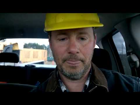 Rediculous Labor and Industry (L&I) laws and regulations. Safe Construction Site