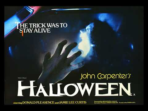 John Carpenter's Halloween cover by Everett Dudgeon (Piano and Moog)