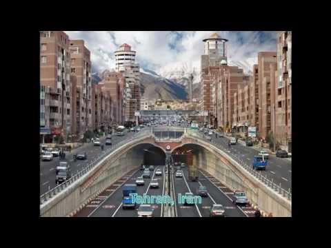Top 10 Tourist Attractions in Iran | Tour & Travel Guide Iran-Tehran Iran Part 1