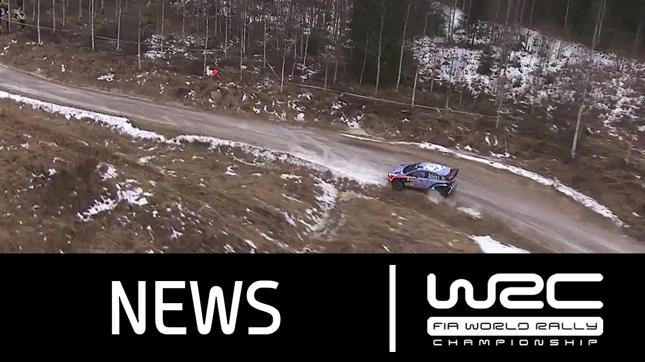 WRC Rally Sweden Stages YouTube - Wrc sweden 2015 map