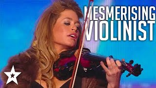 Violinist Lettice Rowbotham! All Performances on Britain's Got Talent | Got Talent Global