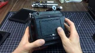 A Guide to Graflex Camera Backs