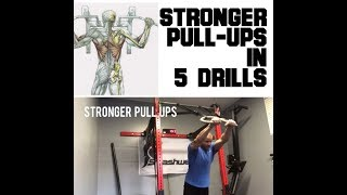 Stronger Pull Ups NOW | SmashweRx | Trevor Bachmeyer