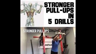 Stronger Pull Ups NOW | SmashweRx | Trevor Bachmeyer