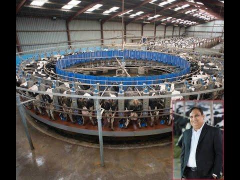Indian Super Rich's Milk Supplier Davendra Shah