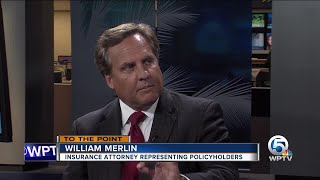 To The Point (9/24/17): Part 2 - How will Hurricane Irma impact home insurance?