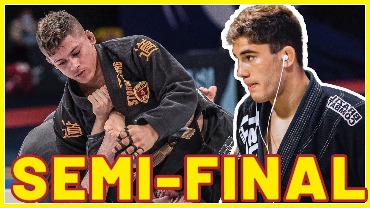 Micael Galvão vs Lucas Protasio  Abu Dhabi World Pro (Semi-Final 77kg)