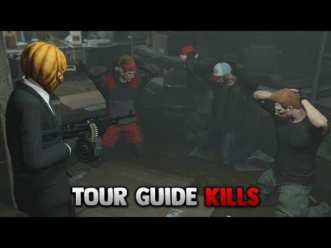 HAUNTED HOUSE TOUR SERIAL KILLER | GTA 5 ROLEPLAY thumbnail