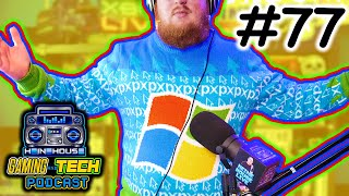#77 - Stay Warm In A Windows XP Ugly Sweater