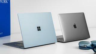 Surface Laptop 4 VS MacBook Pro M1 - The REAL MacBook Killer?!