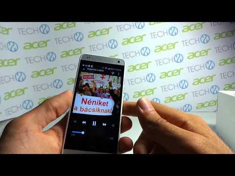 HTC One mini okostelefon bemutató videó   Tech2.hu