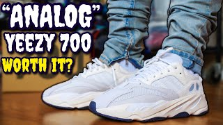 1772ec84b28  quot ANALOG  39  ADIDAS YEEZY BOOST 700 ON FEET REVIEW! Worth  300