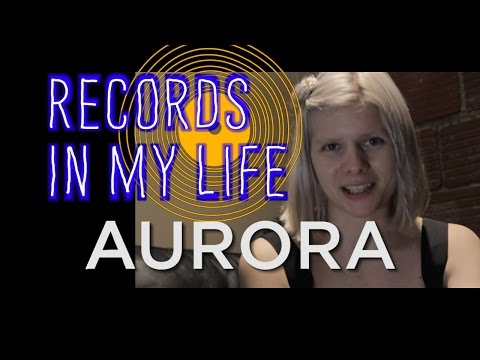 Aurora on Records In My Life interview 2016